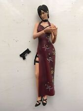 "NECA 7"" RESIDENT EVIL 4 SERIES 1 ADA WONG ACTION FIGURE GAMING HORROR"