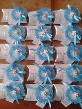 Mandeln Gastgeschenke  Taufe Geburt Baby Tischdeko mit 5 Mandeln,Name,Datum
