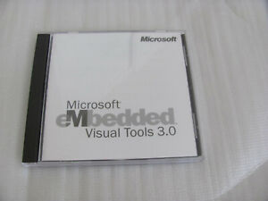 Microsoft Embedded Visual Tools 3.0 with Product Key