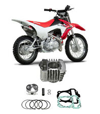 BBR 132cc Big Bore Kit & Yoshimura RS-2 Exhaust System - Honda CRF110F
