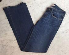 Bullhead Black Bootcut Stretch Medium Blue Denim Jeans Juniors Size 5R 26x33