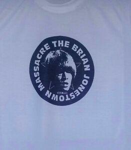 "The Brian Jonestown Massacre T-Shirt Size Extra Large (44"")"