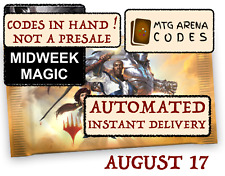 MTG Arena code card FNM / Midweek Magic Promo Pack August 17 - INSTANT EMAIL -