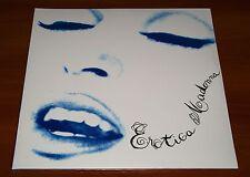 MADONNA EROTICA 2x LP *LIMITED* EU PRESS 180g VINYL REMASTERED EDITION New