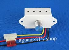 PWM 12V-24V DC Motor Pump Auto Fan Speed Control Regulator Controller Switch