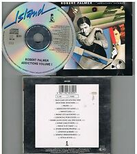 Robert Palmer ‎– Addictions Volume 1 CD Album 1989