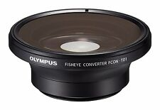 OLYMPUS Fish Eye Converter FCON-T01 (Supported camera:TG-5/TG-4/TG-3/TG-2/TG-1)