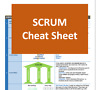 SCRUM Exam Prep/ Cheat Sheet Brain Dump Sheet -For Scrum Master & Product Owner