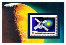 Madagascar = Space / Mars Conquest S/S Mnh