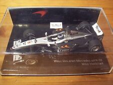 1/43 McLAREN 2001 MP4/16 WEST EDITION MIKA HAKKINEN