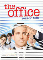 OFFICE, THE:SEASON 2(4DISC) by Video in Used - Very Good
