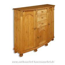Anrichte,Sideboard,Halbschrank,Schrank,Weichholz,Massiv,Landhausstil/ -möbel