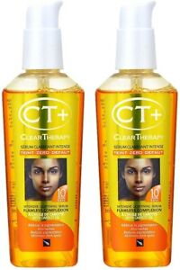 CT+ Clear Therapy Intensive Lightening Serum with Carrot Oil, 75ml each (Pack 2)