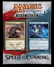 duel decks speed vs cunning magic the gathering boxes for sale ebay