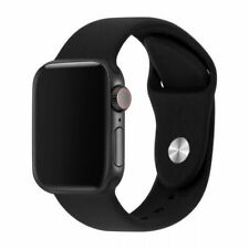 Correa Deportiva Silicona Suave 8 colores para Apple Watch Series 1/2/3/4/5/6/SE