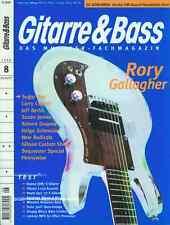 Gitarre & Bass 1999/08 (Rory Gallagher)