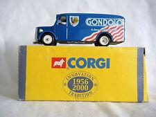 Camion de Livraison Man Van Gondolo - Corgi 1:72