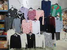 20 WOMEN SHIRTS TOP LADIES SIZE LARGE CLOTHES JACLYN SMITH ADAM LEVINE BULK LOT