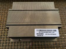 HP Proliant DL360 G5 Heat Sink 410749-001 412210-001 - Free Ship