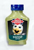 Philadelphia Eagles Swoop Sauce Dietz Watson Wasabi Mustard NFL Football Mascot