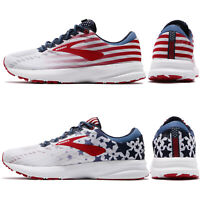 Brooks Launch 6 Go USA Special Edition Men Women Road Running Sneakers Pick 1