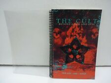 Vintage The Cult Tour Itinerary Beyond Good & Evil June August 2001 #2