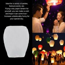 Flying Wishing Lamp Paper Sky KongMing Lantern Wedding Festival Supplies