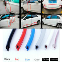 5M Car Auto Door Seal Strip Trim Mold Hood Edge Protection Guard Weatherstrip
