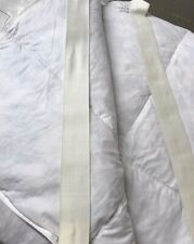 BN Fogarty Canadian Goose Feather & Down King Size Mattress Topper RRP £80