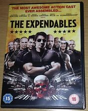 THE EXPENDABLES DVD Sylvester Stallone Bruce Willis (Region 2)
