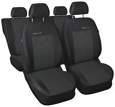 CAR SEAT COVERS full set fit VW Volkswagen Passat - charcoal grey