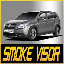 Smoke Rain Wind Window Visor Vent For 11 12 13 14 Chevy Holden Orlando Chevrolet