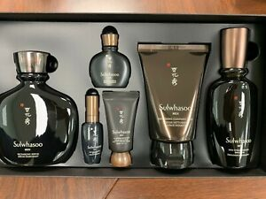 NEW Sulwhasoo Water Gel type prestige For Men Skin Care Special Homme set Beauty
