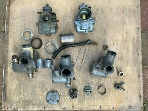 Amal Monobloc carburettor parts