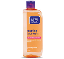 Clean and Clear Foaming Face Wash for Oily Skin 100 ml