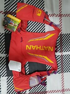 Nathan VaporMag Womens' Running Hydration Pack Race Vest 2 - 12 oz Flasks Size L