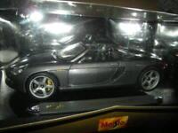 1:18 Maisto Porsche Carrera GT grau/grey in OVP