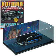 Automobilia #18 Batmobile From THE BATMAN Animated Series / Eaglemoss Die Cast