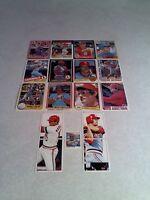 *****Darrell Porter*****  Lot of 50 cards.....32 DIFFERENT / Baseball