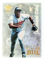 Albert Belle #2 (1996 Flair) Diamond Cuts Insert, Cleveland Indians