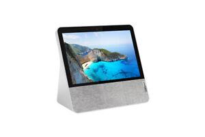 "NEW Lenovo Smart Display 7"" Touchscreen Google Assistant Blizzard White"
