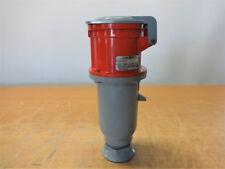 General Electric Ge Ge460C7 Pin & Sleeve Receptacle Plug 480 Vac, 3P, 4W