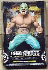 WWE RING GIANT REY MYSTERIO  MIB