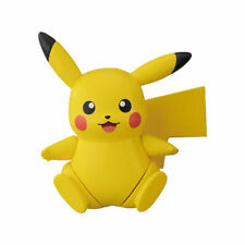 Bandai Pokemon Mewtwo Strikes Back Evolution Action Figure Gashapon Pikachu