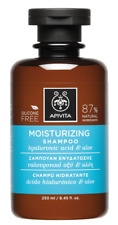 Apivita Holistic Hair Care Moisturizing Shampoo Hyaluronic Acid & Aloe 250ml
