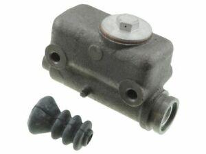 For 1955-1956 Studebaker E38 Brake Master Cylinder Dorman 46425VG