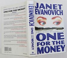 JANET EVANOVICH One for the Money (Stephanie Plum, No. 1) FIRST EDITION