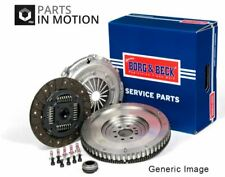 Dual to Solid Flywheel Clutch Conversion Kit fits BMW 120D E82 2.0D 07 to 13 Set