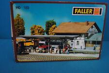 Faller 189 Covered Platform Un-build KIT HO