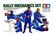 Tamiya 24266 Maquette 1/24 Rally Mechanics Set